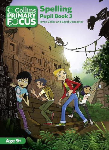 Spelling: Pupil Book 3 - Collins Primary Focus (Paperback)