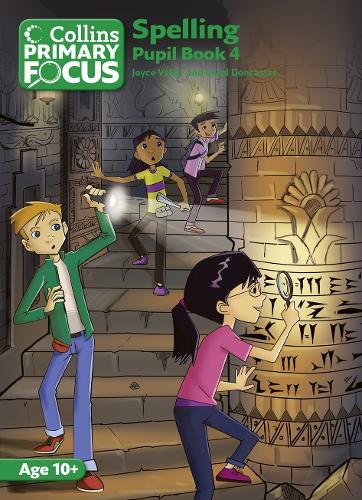 Spelling: Pupil Book 4 - Collins Primary Focus (Paperback)