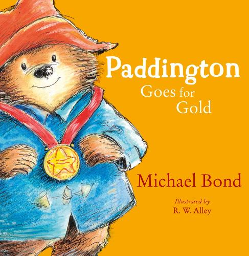 Paddington Goes for Gold (Paperback)
