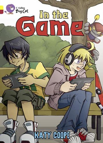 In the Game: Band 03 Yellow/Band 14 Ruby - Collins Big Cat Progress (Paperback)