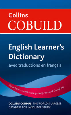 Collins Cobuild Pocket English-English-French Dictionary (Paperback)