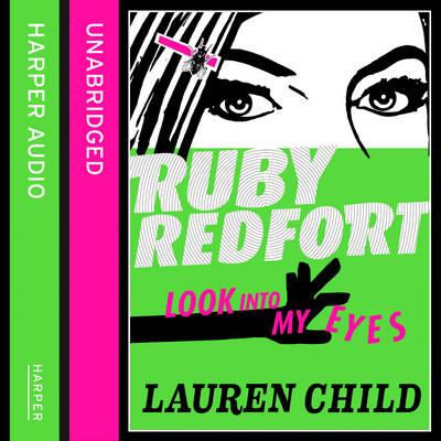 Look into my eyes - Ruby Redfort 1 (CD-Audio)