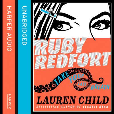 Take Your Last Breath - Ruby Redfort 2 (CD-Audio)
