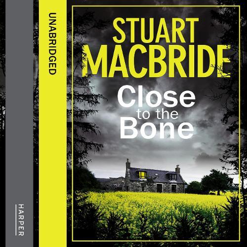 Close to the Bone - Logan McRae 8 (CD-Audio)
