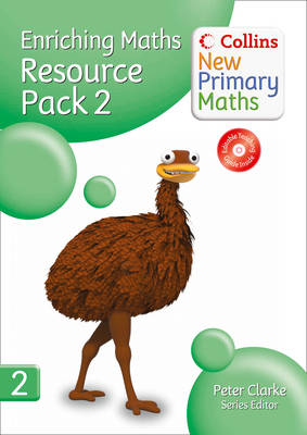 Enriching Maths Resource Pack 2 - Collins New Primary Maths (Spiral bound)