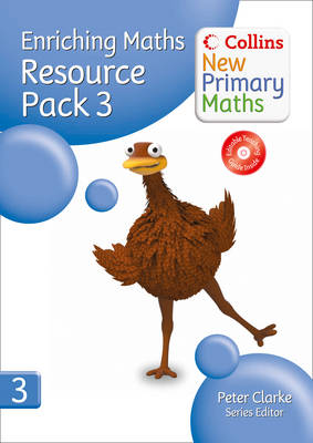 Enriching Maths Resource Pack 3: Pack 3 - Collins New Primary Maths (Spiral bound)
