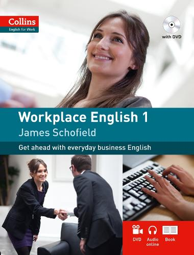 Workplace English 1: A1-A2 - Collins English for Work