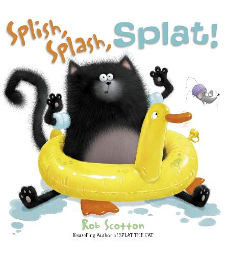 SPLISH, SPLASH, SPLAT (Paperback)