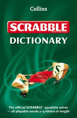 Collins Scrabble Dictionary (Paperback)