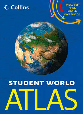 World Atlas - Collins Student Atlas (Hardback)