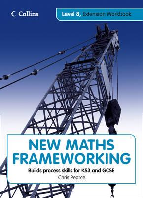 Level 8 Extension Workbook - New Maths Frameworking (Paperback)