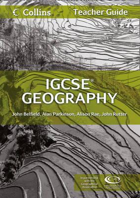 IGCSE Geography TG: Cambridge International Examinations (Spiral bound)