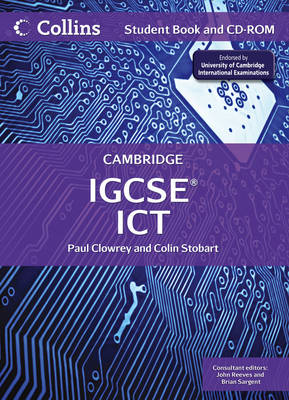 Cambridge IGCSE ITC Student Book and CD-ROM - Collins Cambridge IGCSE (Paperback)