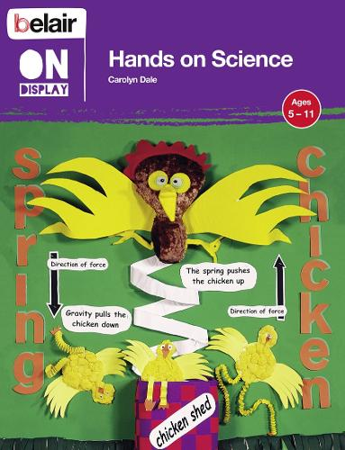 Hands on Science - Belair On Display (Paperback)