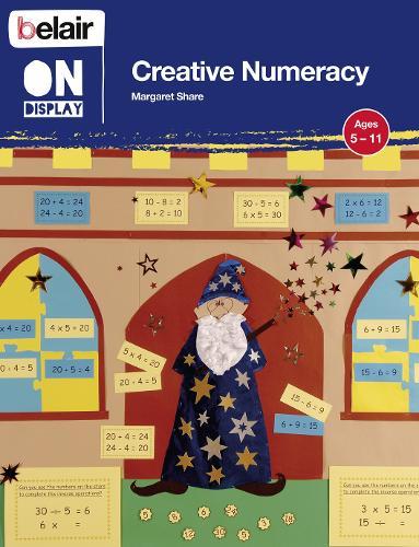 Creative Numeracy - Belair On Display (Paperback)