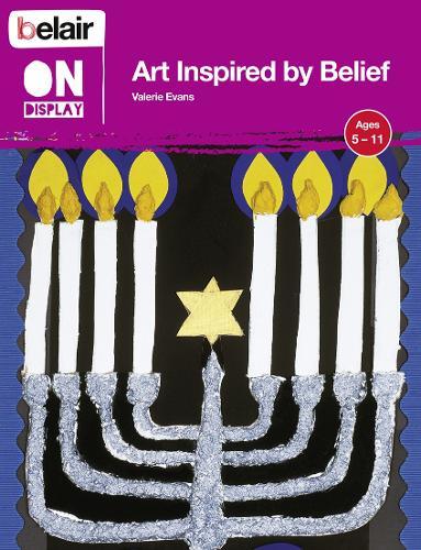 Art Inspired by Belief - Belair On Display (Paperback)