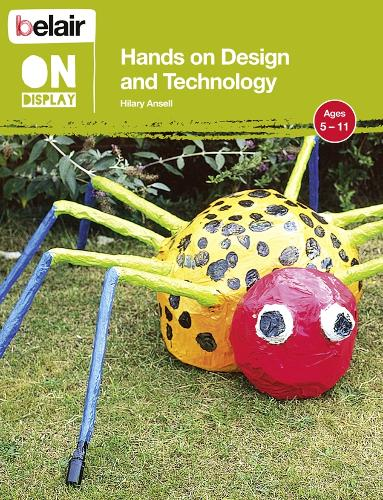 Hands on Design and Technology - Belair On Display (Paperback)