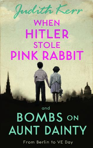 When Hitler Stole Pink Rabbit/Bombs on Aunt Dainty Bind-Up (Paperback)