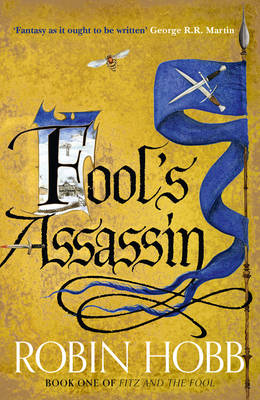 Fool's Assassin - Fitz and the Fool 1 (Hardback)