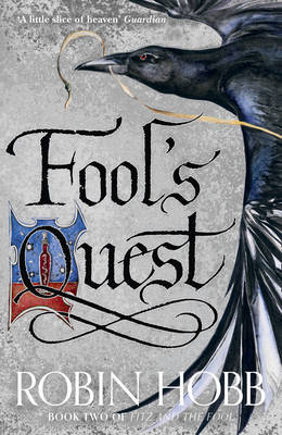 Fool's Quest - Fitz and the Fool (2) - Fitz and the Fool 02 (Hardback)