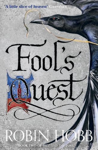 Fool's Quest - Fitz and the Fool 2 (Paperback)
