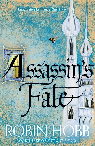Assassin's Fate - Fitz and the Fool 3 (Hardback)