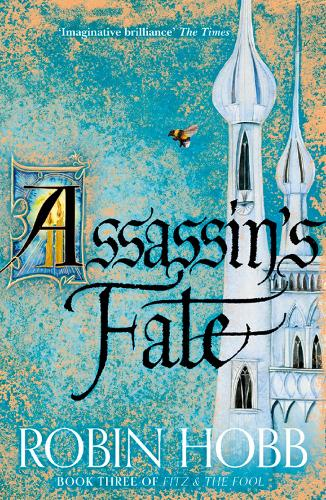 Assassin's Fate - Fitz and the Fool 3 (Paperback)