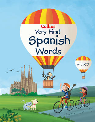 Collins Very First Spanish Words - Collins Primary Dictionaries (Paperback)