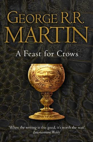 A Feast for Crows (Reissue) - A Song of Ice and Fire Book 4 (Paperback)