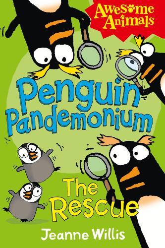 Penguin Pandemonium - The Rescue - Awesome Animals (Paperback)