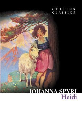 Heidi - Collins Classics (Paperback)