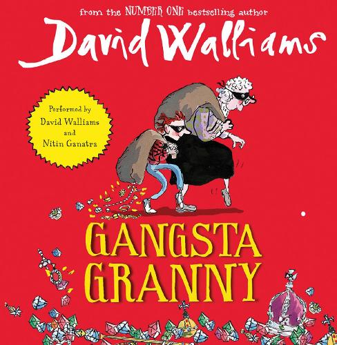 Gangsta Granny (CD-Audio)