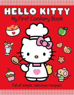My First Cookbook - Hello Kitty (Paperback)