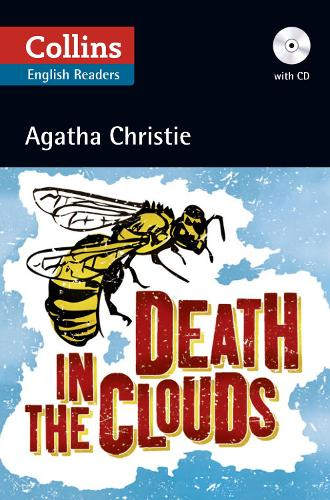 Death in the Clouds: Level 5, B2+ - Collins Agatha Christie ELT Readers (Paperback)