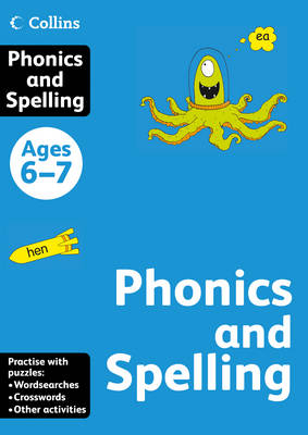 Collins Spelling and Phonics: Ages 6-7 - Collins Practice (Paperback)