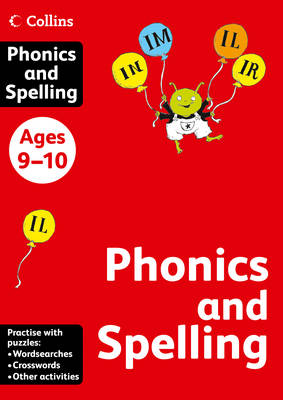 Collins Spelling and Phonics: Ages 9-10 - Collins Practice (Paperback)