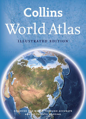 Collins World Atlas Illustrated Edition (Paperback)