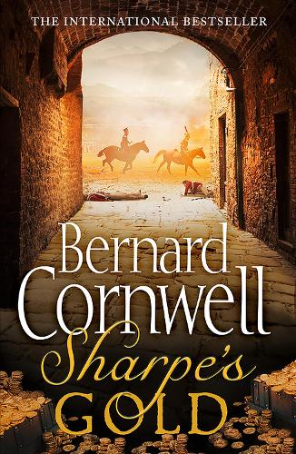 Sharpe's Gold: The Destruction of Almeida, August 1810 - The Sharpe Series 9 (Paperback)