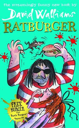 Ratburger (Hardback)