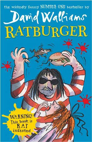Ratburger (Paperback)