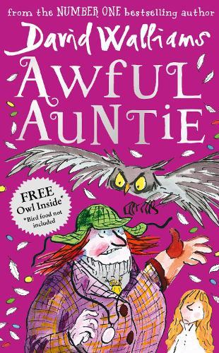 Awful Auntie (Hardback)