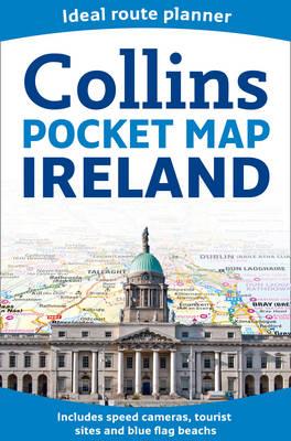 Ireland Pocket Map (Sheet map, folded)