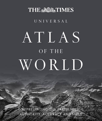 The Times Universal Atlas of the World: Universal Edition (Hardback)