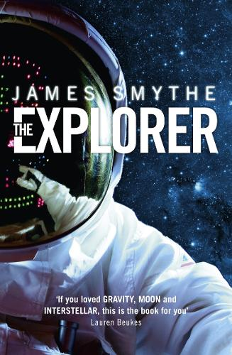 Cover of the book, The Explorer.