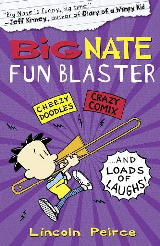 Big Nate Fun Blaster - Big Nate (Paperback)