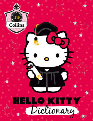 Collins Hello Kitty Dictionary - Collins Hello Kitty (Paperback)