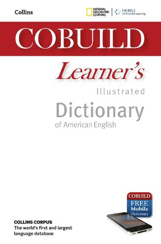 Collins Cobuild Learner's Illustrated Dictionary of American English (Paperback)