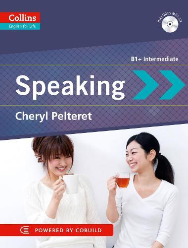 Speaking: B1+ - Collins English for Life: Skills (Paperback)
