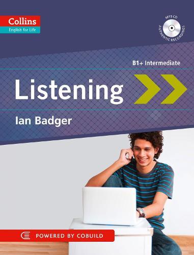 Listening: B1+ - Collins English for Life: Skills (Paperback)