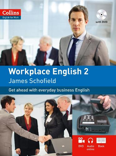 Workplace English 2: A2 - Collins English for Work